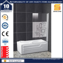 Seamless Tub Surrounds Frameless Bathtub Shower Enclosures