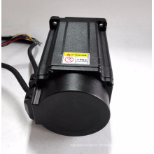 Alta qualidade híbrido sistema de circuito fechado 8.5Nm motor de passo com codificador 86HS115-6004YBJED-0.35M