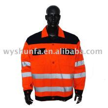 Reflektierende Sicherheitsbekleidung