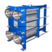 Intercambiador de calor para el procesamiento de cerveza