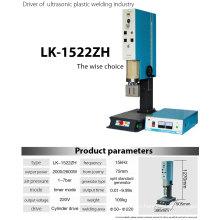 Venta caliente de alta calidad de la máquina de soldadura de plástico por ultrasonidos