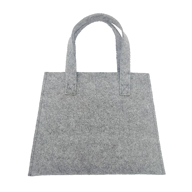 Grey handle carry storage bag