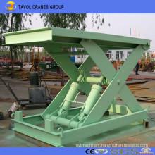 Vertical Hydraulic Stationary Type Scissor Lift, Fixed Type Scissor Lift, Car Lift