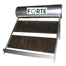 Schneller Betrieb Heat Pipe 18 Tube Solar Collector