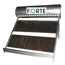 Quick Operation Heat Pipe 18 Tube Solar Collector