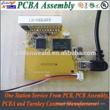 Shenzhen usb mp3 pcba professional pcba assembly & pcb design pcba fabrication