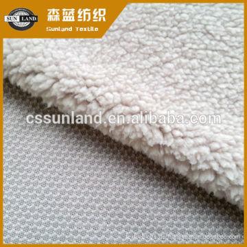 100% Polyester-Berber-Fleece für den Winter-Hoodie