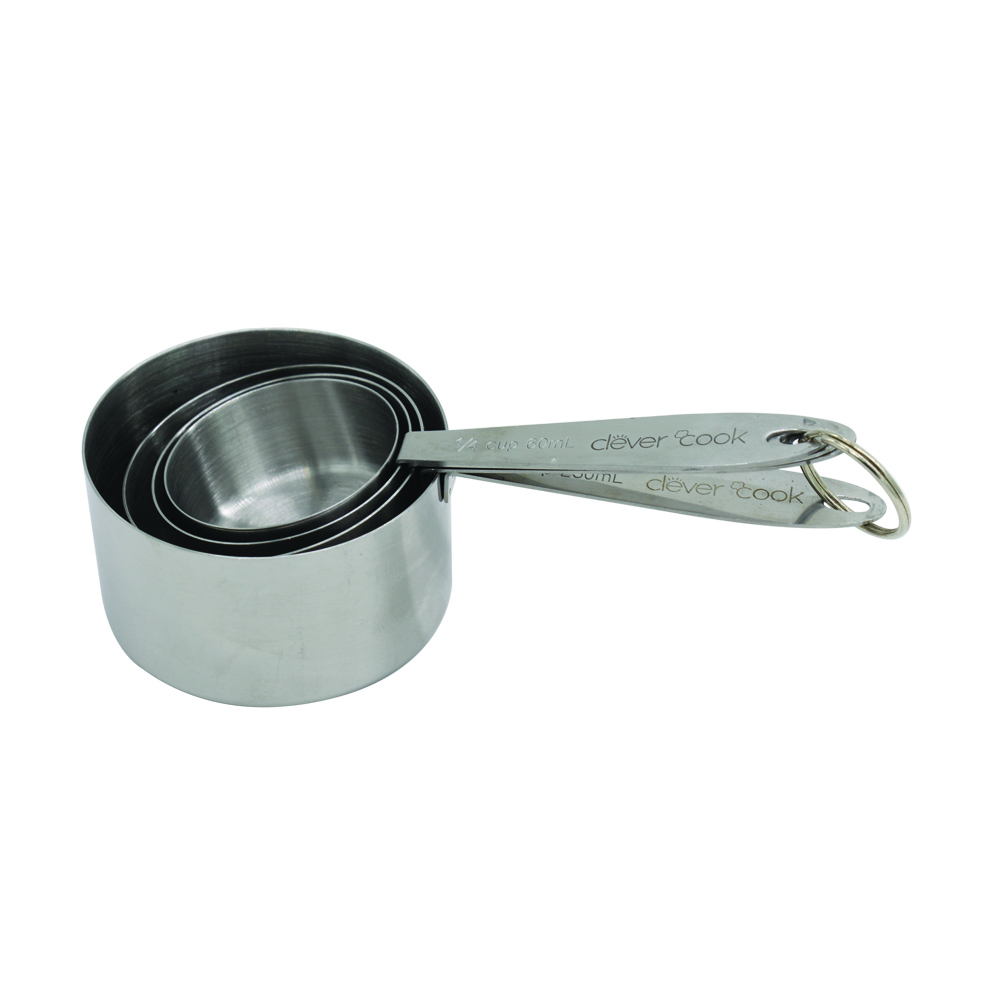 Steel Measuring Cup