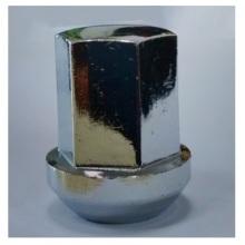 Aluminium chrome lug nuts