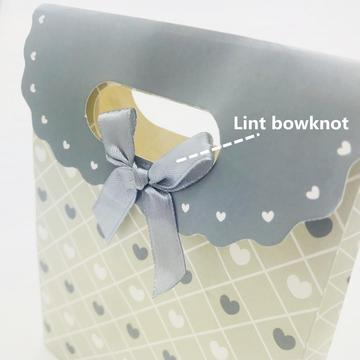 Coated paper craft gift bag