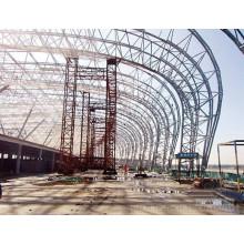 Горяч-погружение Гальванизированное здание стальной Ферменной конструкции