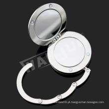 Sedex 4p alta qualidade em branco espelho gancho gancho saco