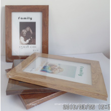 MDF quadro MDF foto Frame de madeira Molduras para fotos
