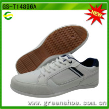 Hot Selling Cheap Men White Casual Shoes
