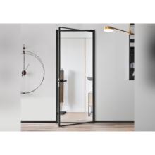 Diseños de puertas de baño de vidrio MDF