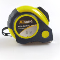 Measuring Tape ABS case with rubber tape measure