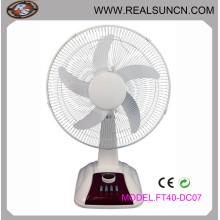 Solar DC Table Desk Fan 16inch