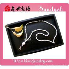 Laine détachable de mode de bijoux en gros avec des perles