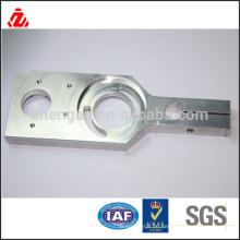 Aluminium CNC-Bearbeitung Teile / plattiert
