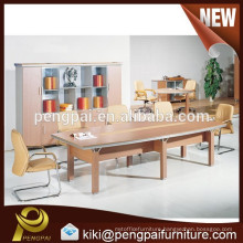 2015 latest designs MDF meeting table