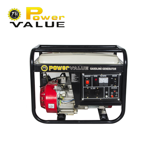4kw Electric Gasoline Generator with Low Fuel Consumption