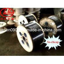 Fil métallique en acier, fil en acier, fil en acier inoxydable, fil en acier galvanisé