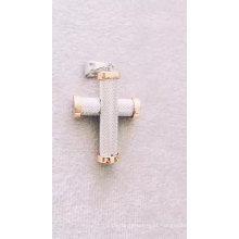 Chegada nova Único Homens Cristão Cruz Pingente de Aço Inoxidável Colar de Corrente