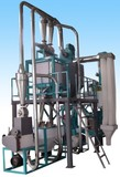 10t Maize Milling Machines/ Small Scale Capacity Maize Mill Equipment (6FTFS-10)