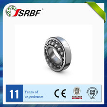 stainless steel self-aligning ball bearings 1205