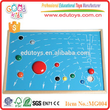 montessori map Education tools