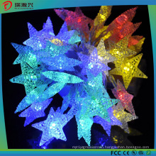 Festive & Party Christmas Cheapest Price Star Shape LED Decoration Light