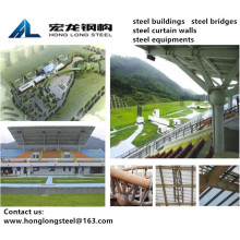 Steel Structure Shooting Hall for Guangzhou Asian Game