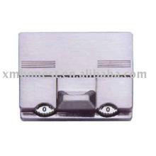 suitcase combination lock