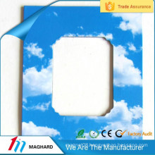 hot selling blue sky magnetic photo picture frame