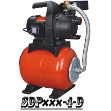 (SDP800-4-D) Сад бустерный насос с стальной бак