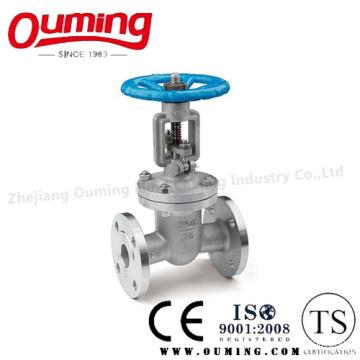 GB Stainless Steel Flanged Gate Valve with Handwheel