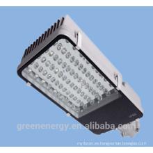 empresas que buscan distribuidores 125lm / w 40W 60W 80W 100W de alta potencia llevó la instalación de la luz de calle
