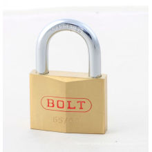 Rhombic Shape Brass Diamond Padlock