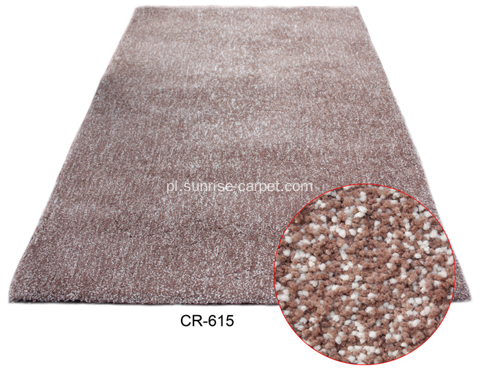 Mikrofibra Shaggy Rug mix Kolor