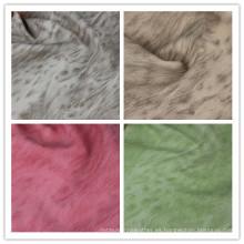 Tela del sofá de la cortina tejida del cuero de imitación (hongjiu-848 #)