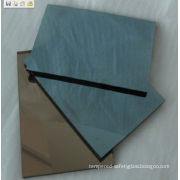 5mm , 10mm Reflective Coating Glass Solar Control Coated Glass For Windows