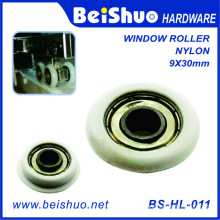 Plastic Coated POM Sliding Door Roller