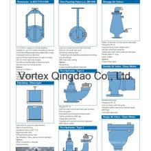 Qing Dao Vortex Penstock Сделано в Китае