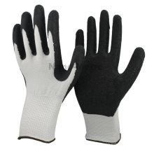NMSAFETY белые тонкие латексные перчатки