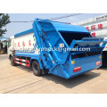 Dongfeng 7CBM Side Mounted Compression Garbage Truck