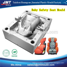 plastic injection baby car seat mould for baby safety seat manufacturer