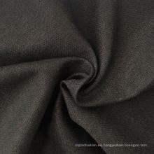 Teñido de rayas de lino tejido para el vestido de la camisa (qf13-0245)