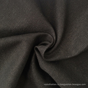 Ткань с красильным льняным сплетением из ткани для рубашки (QF13-0245)