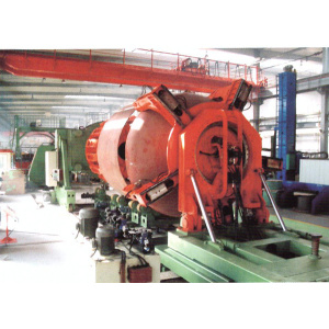 KTF-200 Welding Rotators of Ball zawory