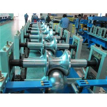 Ridge Cap Roof Tile Metal Forming Machine